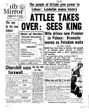 ukpressonline - Blog - UKPressOnline announces WWII Newspaper Archive